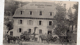 MANDAILLES HOTEL DOLY - Other Municipalities