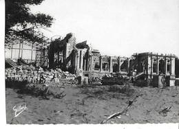 .CPSM 17 ROYAN :  Le Casino Après Le Bombardement De Janvier 1945 - Royan