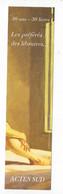 660 MP - LES PREFERES DES LIBRAIRES - 30 Ans 30 Livres - ( Au Dos La Liste) - ACTES SUD - Marcapáginas