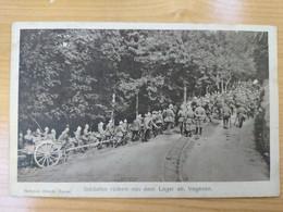 SOLDATs Dans Les Vosges VOGESEN Trois épis Labaroche ORBEY MUNSTER Grande Guerre 14 18 - Trois-Epis