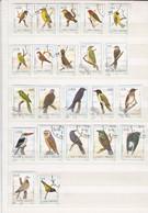 SAO TOME E PRINCIPE, Oiseaux, Diverses Valeurs - Sao Tome And Principe