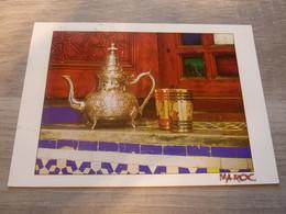 MARRAKECH - BOISSON TYPIQUE - EDITIONS VISIUM - ANNEE 2014 - - Marrakech