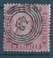 "Baden 12 Gest. ""43""  Freiburg, (geprüft Stegmüller) - Baden"