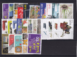 Luxembourg  28 Timbres De 2014 , Neuf ** , TB - Unused Stamps
