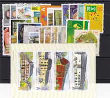 Luxembourg  27 Timbres De 2011 , Neuf ** , TB - Unused Stamps