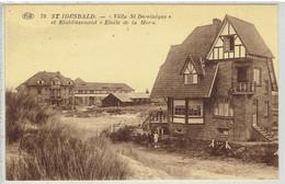 ST IDESBALD - Koksijde - Villa Dominique Et Etablissement Etoile De Mer - Koksijde
