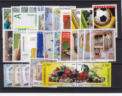 Luxembourg    2006  N° 1650 à 1679 Sauf N° 1651 , Neuf ** , TB - Unused Stamps