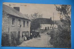 Heer 1913 Près De Hastière: Hôtel Pochet Très Animée - Hastiere