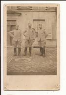 Militaria Soldats Militaires Souvenir De Pulligny 2 Février 1916 - Royal Families