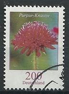 ALEMANIA 2020 - Blumen - MI 3556 - Gebraucht