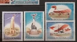Roumanie 1982 / Yvert Poste Aérienne N°283-286 / ** - Ungebraucht