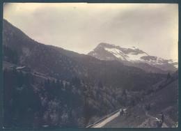 74 LE REPOSOIR Chemin De Cluses  Photo Originale 12 X 16.5 Cm - Luoghi
