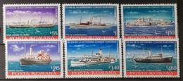 Roumanie 1981 / Yvert N°3320-3325 / ** - Unused Stamps