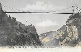 74 HAUTE SAVOIE PONT DE LA CAILLE - Other Municipalities