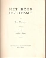 Het Boek Der Shande - Edition L - 1950 - Claus Schermsakse - Tekeningen Michel Bazuyn - Other