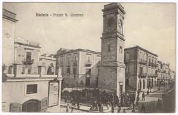 BARLETTA 1910 Piazza S Giacomo - Barletta