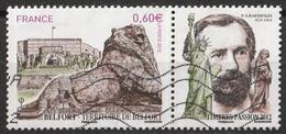 Timbre FRANCE YT N° 4697 De 2012 Belfort Obliltéré - Luchtpost