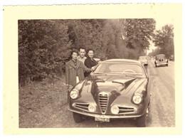 BELLE AUTOMOBILE ANNEES 1950 - Cars
