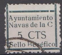 NAVAS DE LA CONCEPCION - SEVILLA - Vignette Della Guerra Civile