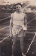 Athlète   GUILLEMONT    Carte Photo - Atletismo