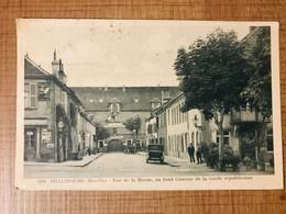 PHALSBOURG Rue De La Marne Au Fond Caserne De La Garde République - Phalsbourg