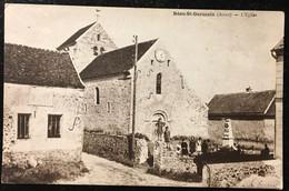 Aisne, Bézu Saint Germain - L'Eglise - Otros Municipios