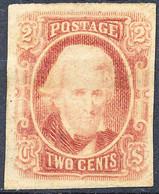 Stamp Us CONFEDERATE STATES 1861 Jackson  2c Mint Lot10 - 1861-65 Confederate States