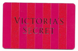 Victoria's Secret, U.S.A. Gift Card For Collection, No Value # Victorias-129 - Gift Cards