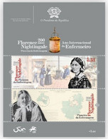 Portugal 2020  Mi.Nr. 4678 / 79 , 200 Anos Florence Nightgale - Postfrisch / MNH / (**) - Unused Stamps