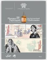 Portugal 2020  Mi.Nr. 4678 / 79 , 200 Anos Florence Nightgale - Postfrisch / MNH / (**) - Nuevos