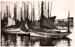 CPA - CONCARNEAU - Bateaux Thonniers Au Port - Edition G.Artaud - Concarneau