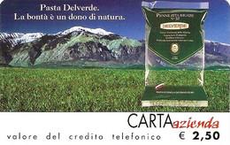 *CARTA AZIENDA 2° Tipo: PASTA DELVERDE - Cat. 37* - NUOVA (MINT) (FT) - Unclassified