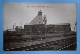 Carte Postale Ancienne - SALLAUMINES-Fosse 4-11 - Bergbau