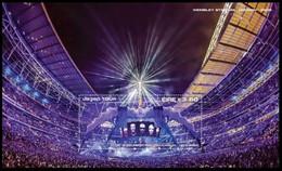 Éire 2020, U2 - A Celebration Souvenir Sheet, Ireland, MNH - Ungebraucht