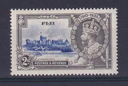 Fiji: 1935   Silver Jubilee    SG243     2d    MH - Fidschi-Inseln (...-1970)