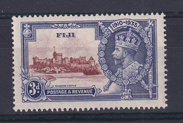 Fiji: 1935   Silver Jubilee    SG244     3d    MH - Fidschi-Inseln (...-1970)