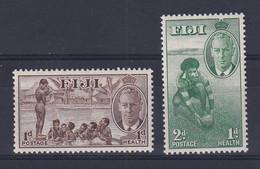 Fiji: 1951   Health Stamps     MH - Fidschi-Inseln (...-1970)