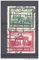 Allemagne  -  Reich  -  Se Tenant  :  Mi  S  76  (o) - Zusammendrucke
