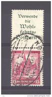 Allemagne  -  Reich  -  Se Tenant  :  Mi  S  96  (o) - Se-Tenant