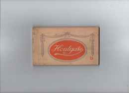 Carnet 12 Cartes   -  Houlgate     -( Calvados) - Houlgate