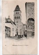 (24) 317, Thiviers, Domége 93, L'Eglise - Thiviers