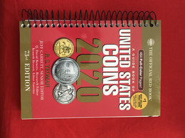 BOOK: United States Coins 2020 - 73rd Edition - Other