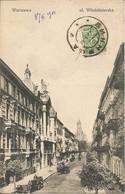 002091 - POLAND - WARSZAWA - UL. WLODZIMIERSKA - UL. TADEUSZ CZAKIEGO - ED. WOJUTYNSKI - 1912 - Pologne