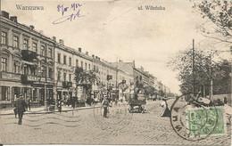 002093 - POLAND - WARSZAWA - UL. WILENSKA - ED. WOJUTYNSKI - 1912 - Pologne