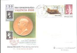 SEP CIRCULADO  VALENCIA 2000 - 1931-....