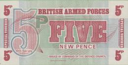 Grande-Bretagne - Billet De 5 New Pence - British Armed Forces - 6th Series - Forze Armate Britanniche & Docuementi Speciali