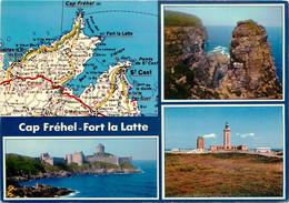 CPSM Cap Fréhel-Fort La Latte    L16 - Cap Frehel