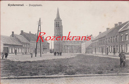 Ryckevorsel Rijkevorsel Dorpplaats Antwerpse Kempen Geanimeerd - Rijkevorsel