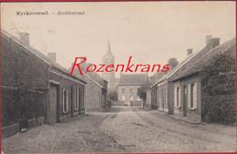Ryckevorsel Rijkevorsel Bochtestraat ZELDZAAM Antwerpse Kempen Geanimeerd (In Zeer Goede Staat) - Rijkevorsel