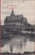 Niel Lez Hellegat Zicht Der Kerk ZELDZAAM De Sint-Jozefskerk (Kreuk) - Niel